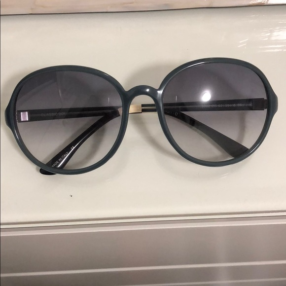 95ee889184a0 Toms Accessories | Blue Womens Classic 201 Sunglasses | Poshmark